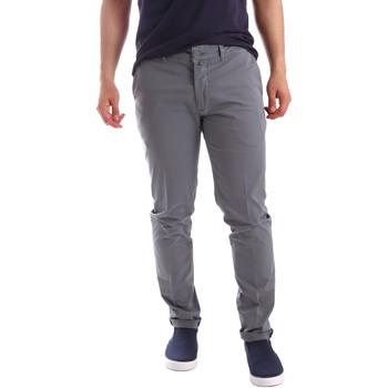 Vêtements Homme Chinos / Carrots Sei3sei PZV21 7148 Gris
