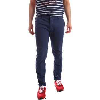 Vêtements Homme Chinos / Carrots Sei3sei PZV20 71341 Bleu