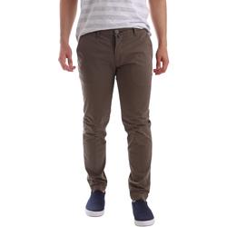 Vêtements Homme Chinos / Carrots Sei3sei PZV89 7147 Marron