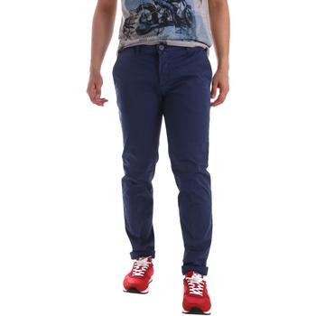 Vêtements Homme Chinos / Carrots Sei3sei PZV89 71336 Bleu