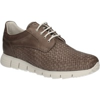 Chaussures Homme Baskets basses Exton 338 Gris