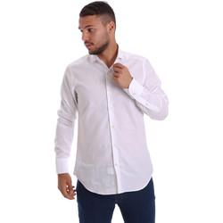 Vêtements Homme Chemises manches longues Gmf 971111/11 Blanc