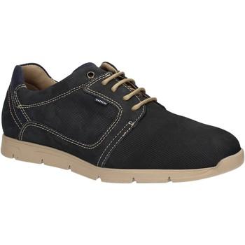 Chaussures Homme Baskets basses Baerchi 5080 Bleu
