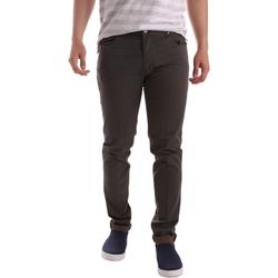 Vêtements Homme Pantalons 5 poches Sei3sei PZV17 71339 Marron