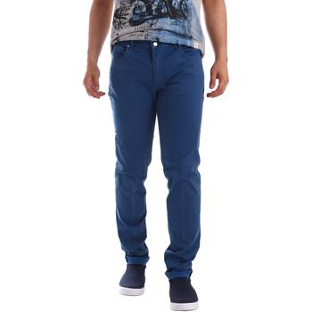 Vêtements Homme Pantalons 5 poches Sei3sei PZV17 71339 Bleu