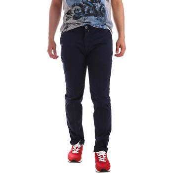 Vêtements Homme Chinos / Carrots Sei3sei PZV20 7148 Bleu