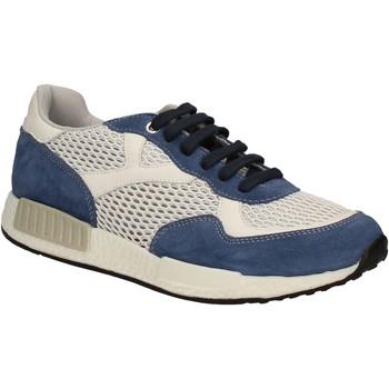 Chaussures Homme Baskets basses Keys 3065 Bleu