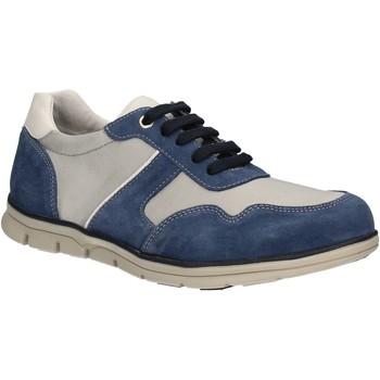 Chaussures Homme Baskets basses Keys 3071 Bleu