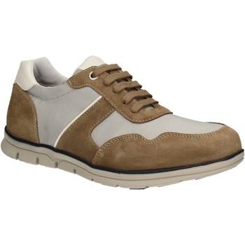Chaussures Homme Baskets basses Keys 3071 Marron