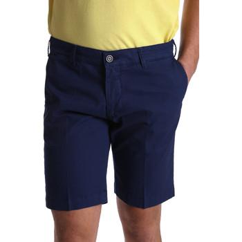Vêtements Homme Shorts / Bermudas Sei3sei PZV132 7182 Bleu