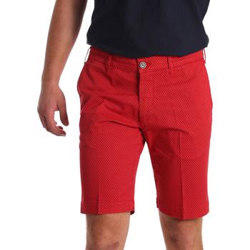 Vêtements Homme Shorts / Bermudas Sei3sei PZV132 71336 Rouge