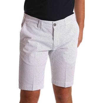 Vêtements Homme Shorts / Bermudas Sei3sei PZV132 71336 Blanc