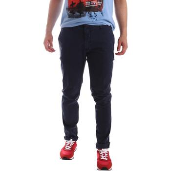 Vêtements Homme Chinos / Carrots Sei3sei PZV156 71341 Bleu