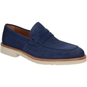 Chaussures Homme Mocassins Maritan G 160771 Bleu