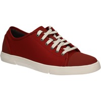 Chaussures Homme Baskets basses Clarks 124230 Rouge