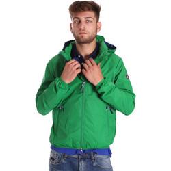Vêtements Homme Coupes vent U.S Polo Assn. 38275 43429 Vert
