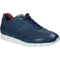 Chaussures Homme Baskets basses Maritan G 140557 Bleu