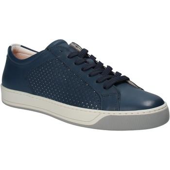 Chaussures Homme Baskets basses Maritan G 210089 Bleu
