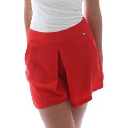 Vêtements Femme Shorts / Bermudas Fornarina BER1L17C98176 Rouge