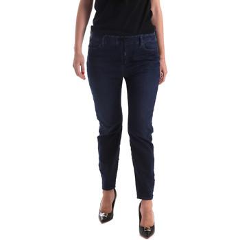 Vêtements Femme Jeans slim Gas 365759 Bleu