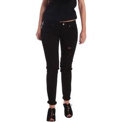 Vêtements Femme Jeans boyfriend Gaudi 73BD24205 Noir