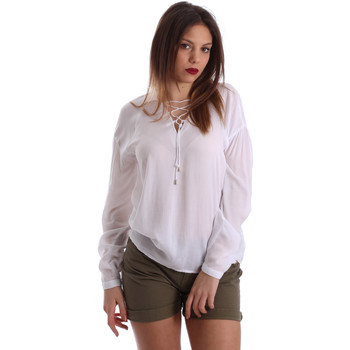 Vêtements Femme Tops / Blouses Gaudi 73BD47209 Blanc