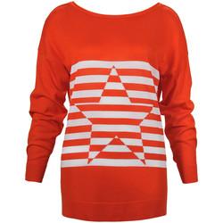 Vêtements Femme Pulls Denny Rose 73DR15013 Orange