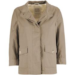 Vêtements Femme Parkas Geox W7223C T2343 Beige