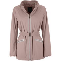 Vêtements Femme Parkas Geox W7223F T2334 Rose