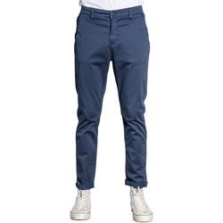 Vêtements Homme Pantalons Deeluxe Pantalon MILANO Navy
