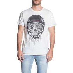Vêtements Homme T-shirts manches courtes Deeluxe T-Shirt LORDY Natural