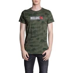 Vêtements Homme T-shirts manches courtes Deeluxe T-Shirt WEAK Military