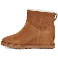Chaussures Femme Bottes de neige UGG Botte  CLASSIC Châtaigne