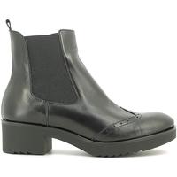 Chaussures Femme Bottines Susimoda 856884 Noir