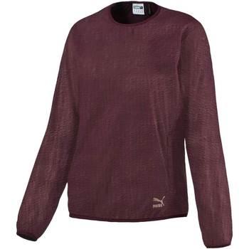 Vêtements Femme Sweats Puma 571660 Rouge