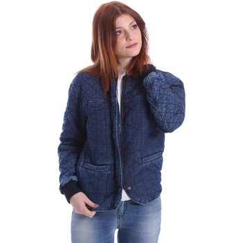 Vêtements Femme Blousons Gas 255425 Bleu