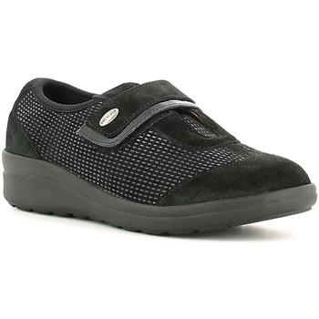 Chaussures Femme Mocassins Grunland SC1481 Noir
