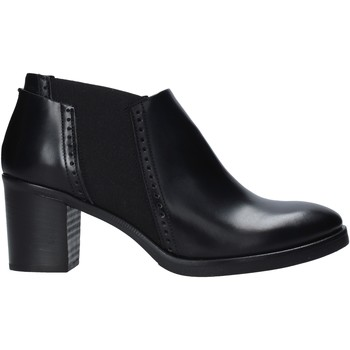 Chaussures Femme Low boots Mally 5400 Noir