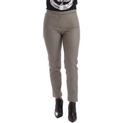 Vêtements Femme Chinos / Carrots Gaudi 64FD20235 Noir