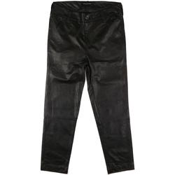 Vêtements Femme Chinos / Carrots Fornarina BIF1I84P27900 Noir
