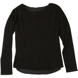 Vêtements Femme Pulls Fornarina BIF4547C96600 Noir