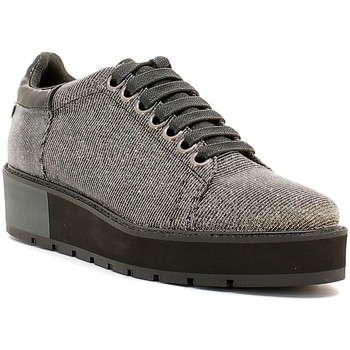 Chaussures Femme Baskets basses Apepazza DLG06 Gris