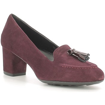 Chaussures Femme Mocassins Grace Shoes 206 Rouge