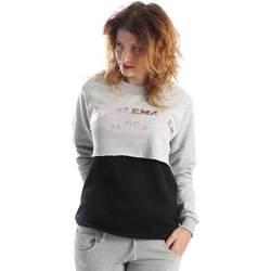 Vêtements Femme Sweats Shoeshine A6GD2642 Gris