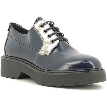 Chaussures Femme Derbies Carmens Padova A38269 Bleu
