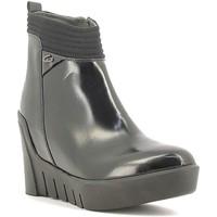 Chaussures Femme Bottines Alberto Guardiani SD57522B Noir
