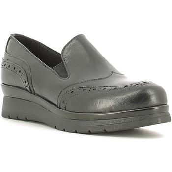 Chaussures Femme Mocassins Rogers 1522 Noir