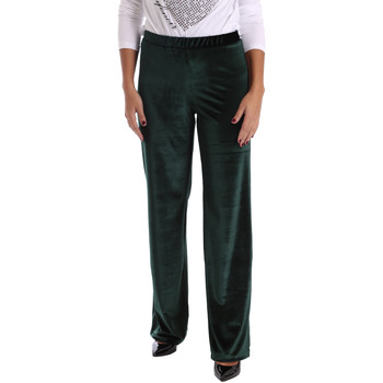 Vêtements Femme Pantalons fluides / Sarouels Gazel AB.PA.LU.0039 Vert