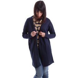 Vêtements Femme Gilets / Cardigans Gazel AB.MA.CA.0055 Bleu