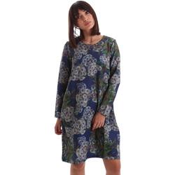 Vêtements Femme Robes courtes Gazel AB.AB.ML.0026 Bleu
